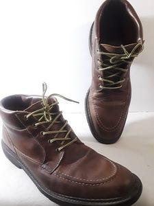 Allen Edmonds Rare Cascade Chukka Leather Boots 10